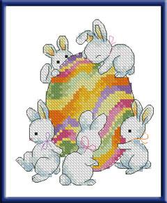 Art - Oeuf de Pâques